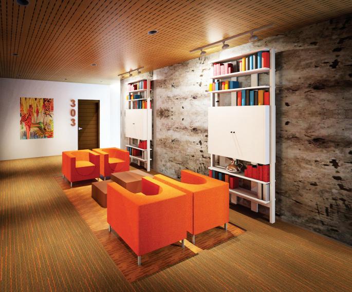 Edna's Second Interior Design