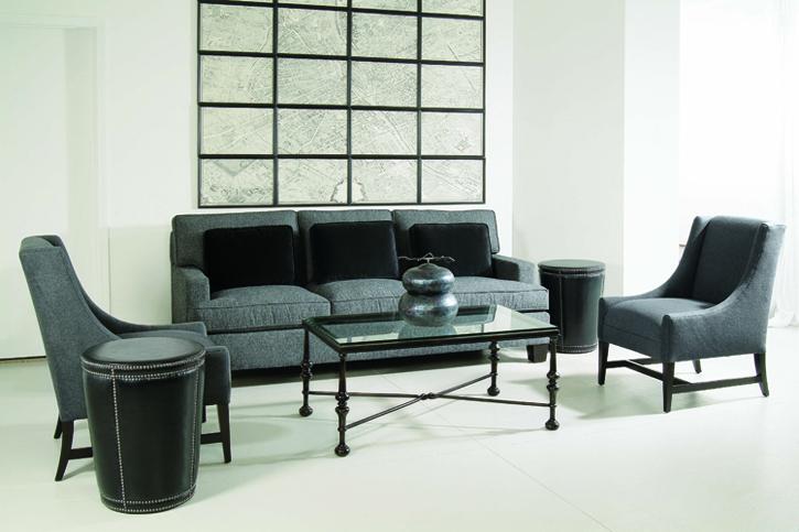 Bernhardt Interior Denton Sofa Room 725