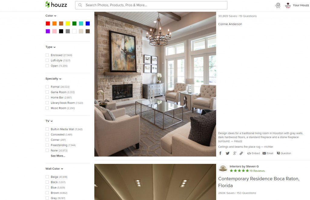 houzz blog post houzz shot