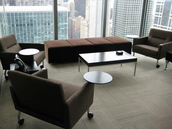 Comfortable Lobby 4