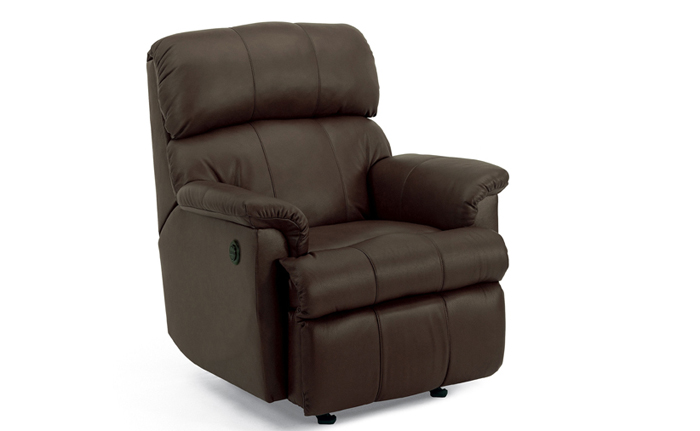 The Chicago Leather Recliner