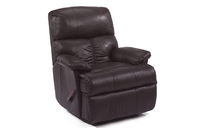 The Triton Leather Recliner