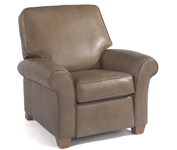The Vail Leather Recliner