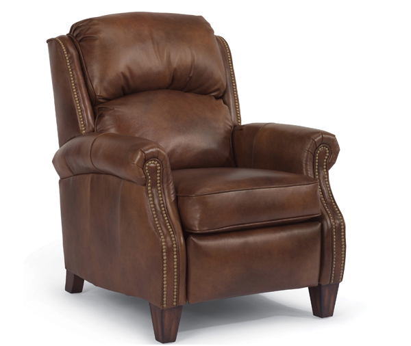 The Whistler Leather Recliner