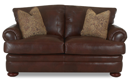 The Montezuma Loveseat by Klaussner