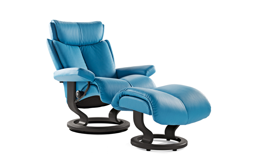 The Magic Recliner by Stressless--Small